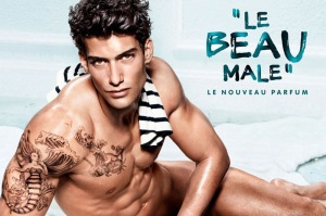 le beau male visual 1