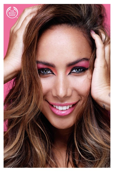 LEONA LEWIS BODY SHOP FOTO