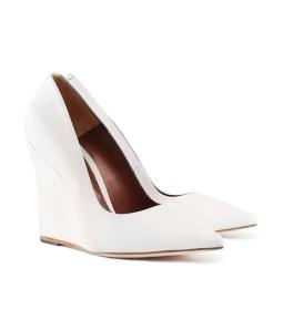zapato blanco h&m