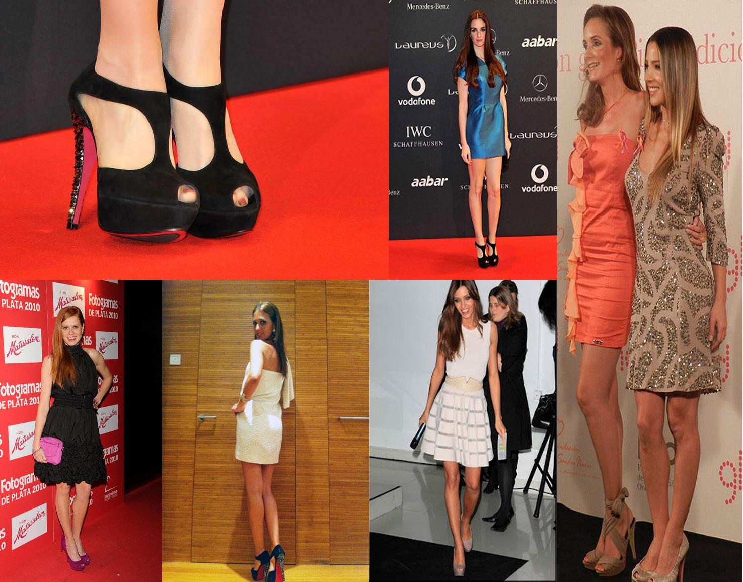 Louboutin Zapatos Suela Roja Precio
