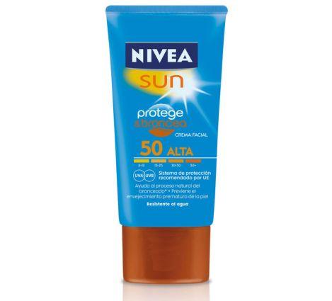 SPF 50 NIVEA