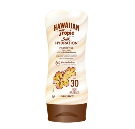 spf hawaiian tropic