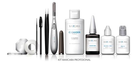 MAXCARA kit