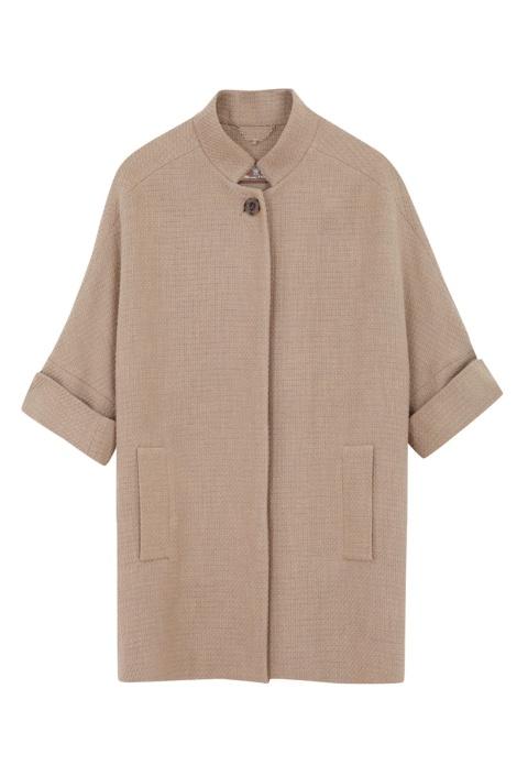 massimo dutti abrigo