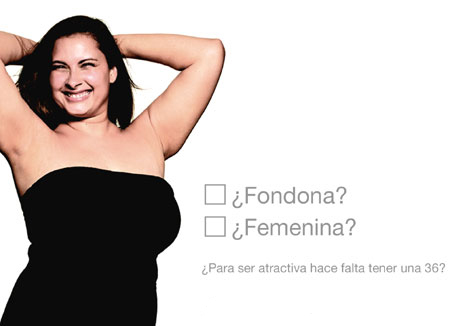 fondona o femenina
