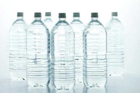botellas agua