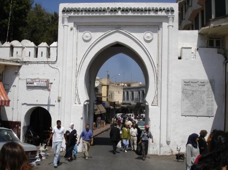 tanger entrada medina