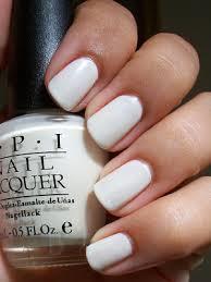 opi uñas blancas