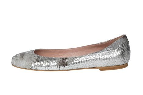 zapatos plata pretty