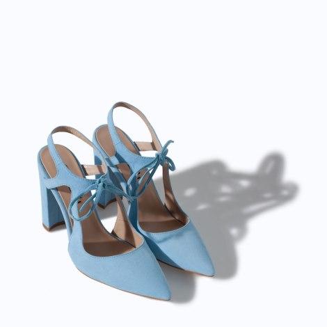 zara azul salones