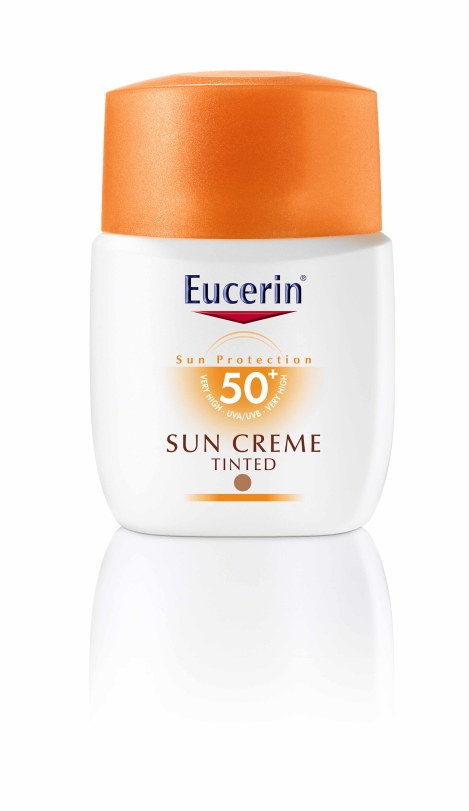 eucerin crema solar 50