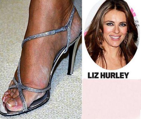 6-pies-feos-Liz-Hurley