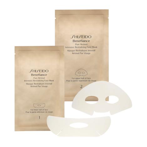 Shiseido_Benefiance_Pure_Retinol_Intensive_Revitalizing_Face_Mask_x4_Sets_1374675986