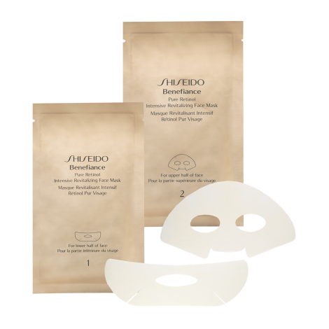Shiseido_Benefiance_Pure_Retinol_Intensive_Revitalizing_Face_Mask_x4_Sets_1374675986