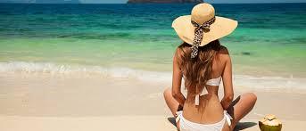 sol y sombrero