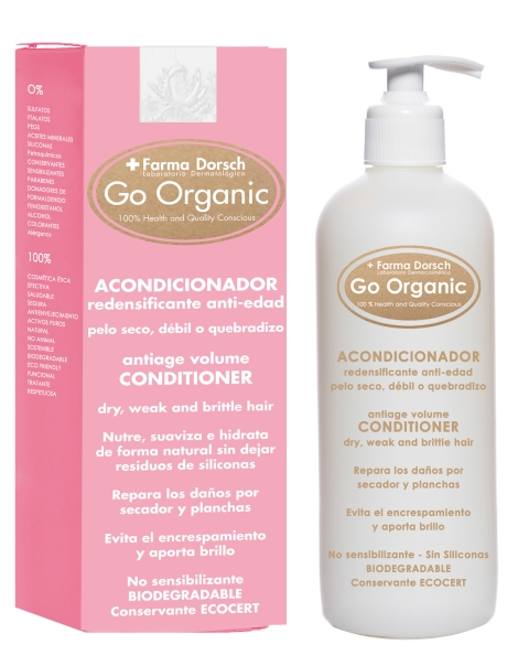 Acondicionador Go Organic