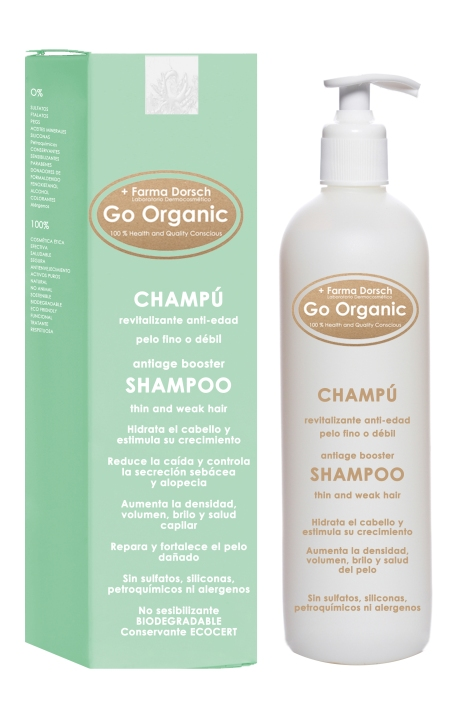 Champu Go Organic
