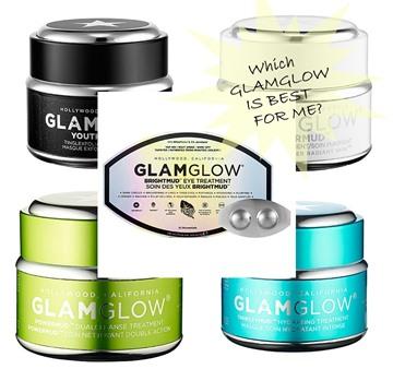 glam glow variedad