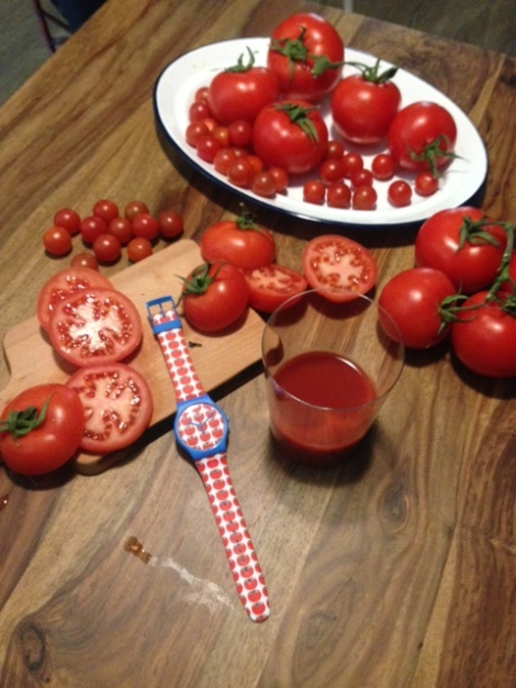 swatch tomate