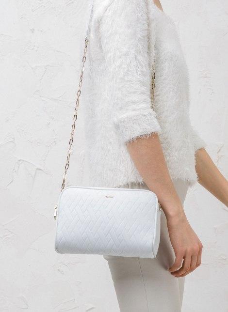 uterque bolso blanco