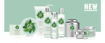 BODY SHOP TE VERDE