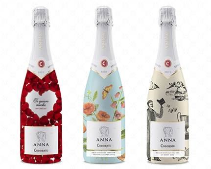 BOTELLAS ANNA