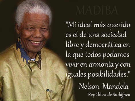 Nelson Mandela - español