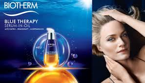 biotherm serum in oil