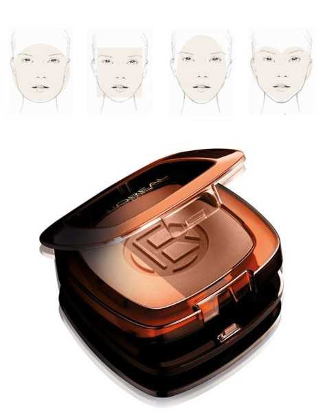 loreal contouring