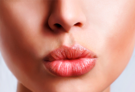 labios perfectos sin arrugas