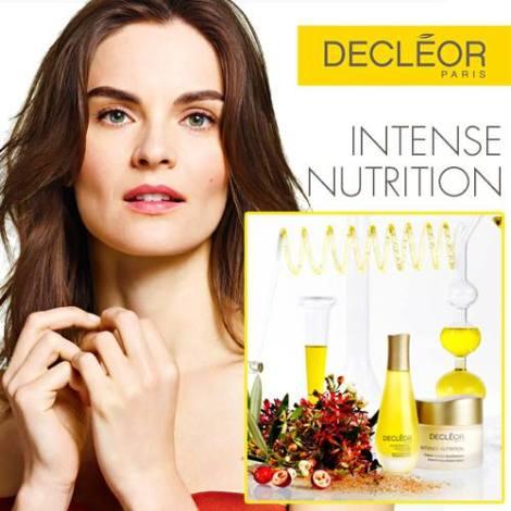 decleor gama intense nutricion