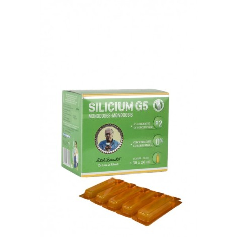 SILICIUM G5 PASTILLAS