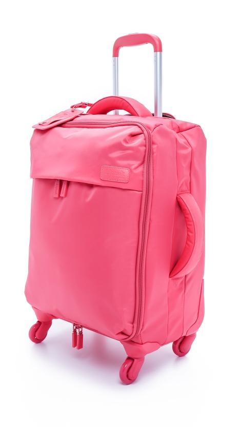 lipault maleta rosa