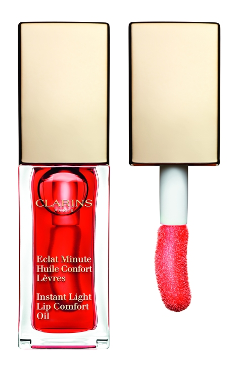 CLARINS Eclat Minute Huile Confort Levres 03 red berry.jpg