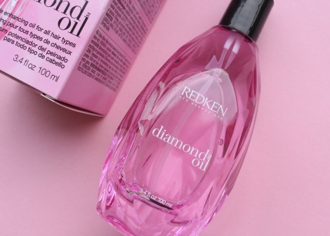 diamond oil redken