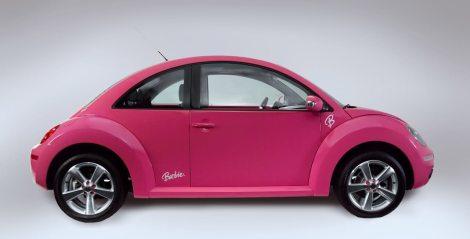 barbie-coche