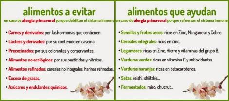 Alergia primaveral